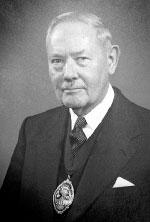Former Senior Partner at Wilkins Solicitors, Henry Edwards